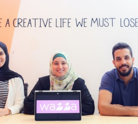 Wazza - In Conversation with Founder and CEO Amani Abu Tair
