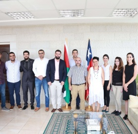 Starting-Up Palestinian and Chilean Business Networks