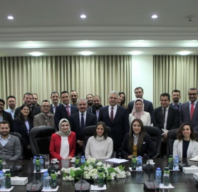 MENACatalyst Organizes Meet and Greet with Palestinian Startups and Prime Minister