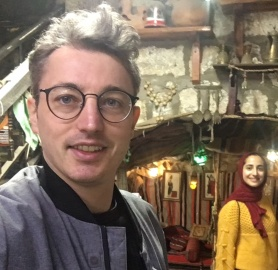 Palestine Tech Jobs - In Conversation With Daniel Easterman and Malak Baghdadi