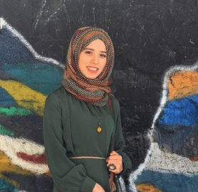 Entrepreneurship in Hebron Feature: Ayah Sharabati Founder of Bella Rose
