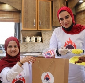 Entrepreneurship in Hebron Feature: Asma Basal Founder of Tunjartak Al Nar