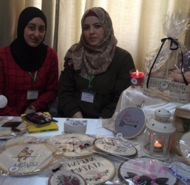 Entrepreneurship in Hebron Feature: Aya Al Muhtasib and Razan Al Bayad Founders of Yaqut