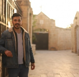 Self-Employment in Jerusalem: Hamzeh Al Natsheh Founder of Menjal Couture