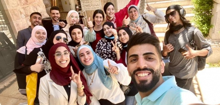 Empowering a New Generation of Digital Savvy Youth in Palestine